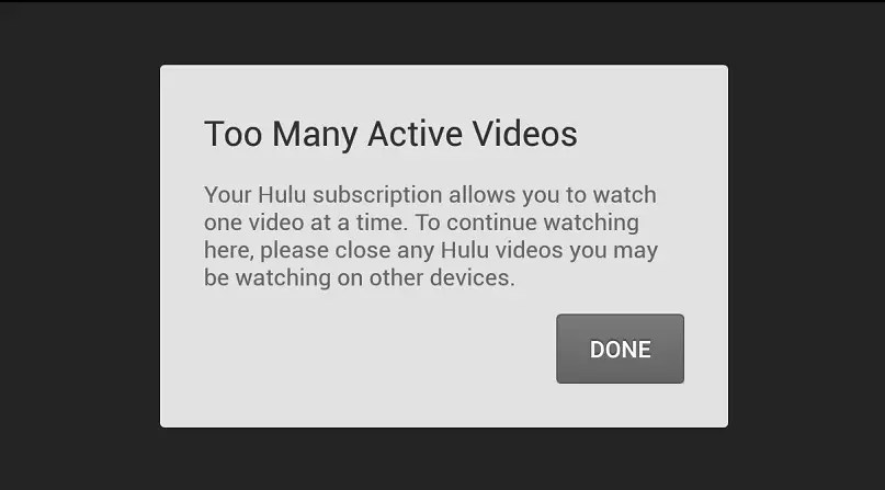 Hulu devices - How Many can you Have?